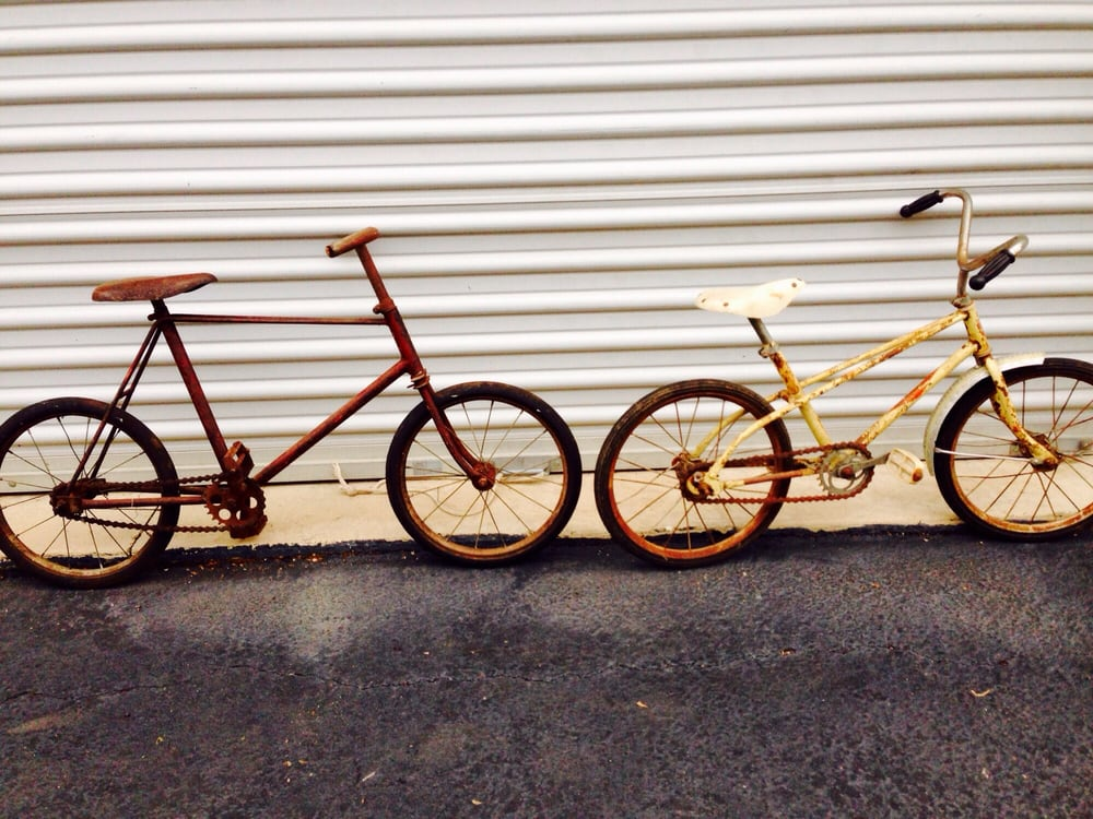 The Old Bike Shop