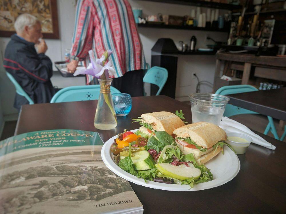 Bebert's Condiments Cafe & Gallery: 1164 Main St, Fleischmanns, NY