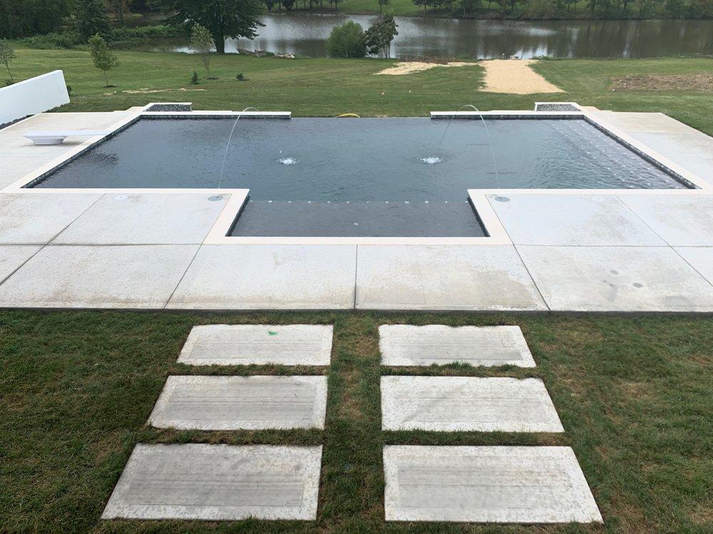 Waters Edge Pools: Troy, MO