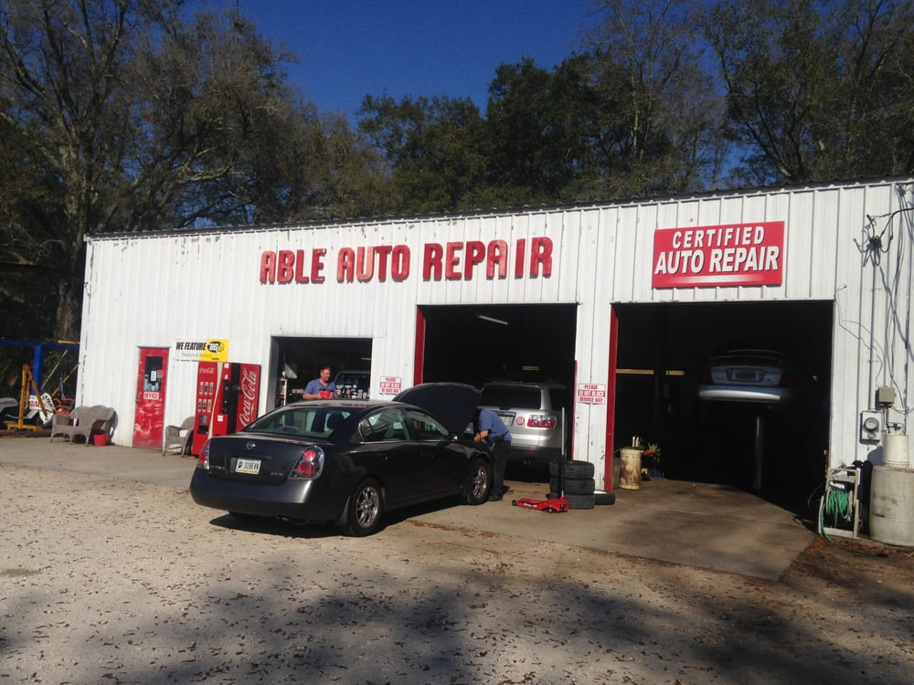 Able Auto Repair: 6548 Mobile Hwy, Pensacola, FL