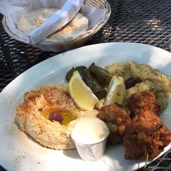 Kasbah Garden Cafe New Haven