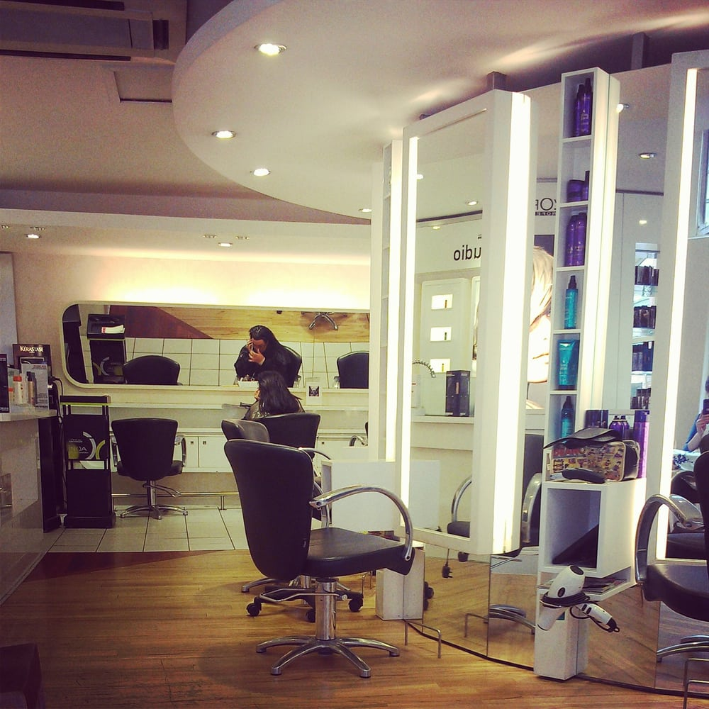 Alan Edwards Salon Hairdressers 56 58 Wilson Street Merchant City Glasgow Phone Number Yelp