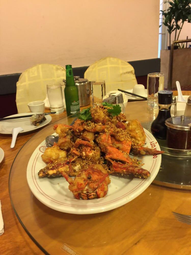 Honey court seafood restaurant 179 foton fisk for Fish restaurant seattle