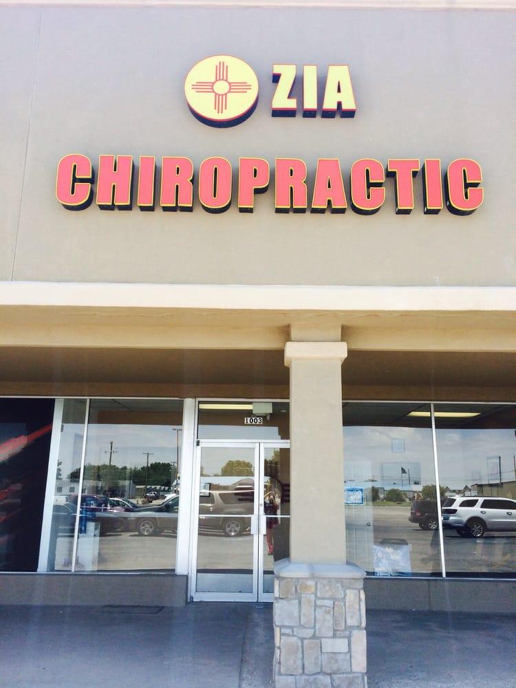 Zia Chiropractic: 5419 N Lovington Hwy, Hobbs, NM
