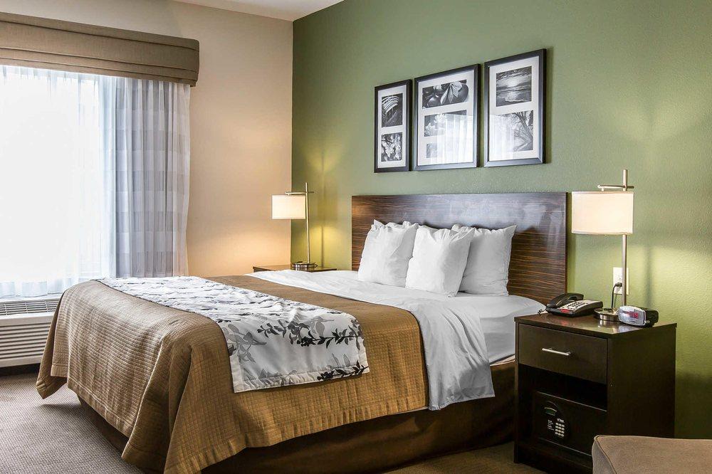Sleep Inn & Suites: 203 Nc Hwy 55 W, Mount Olive, NC