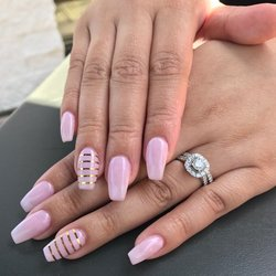 Photo Of Nails By Nga Doan Santa Rosa Ca United States Gel