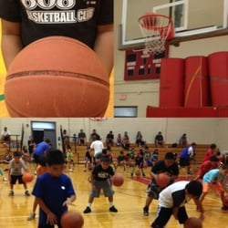 808 Basketball Club - Basketball Courts - 1846-1852 Mott