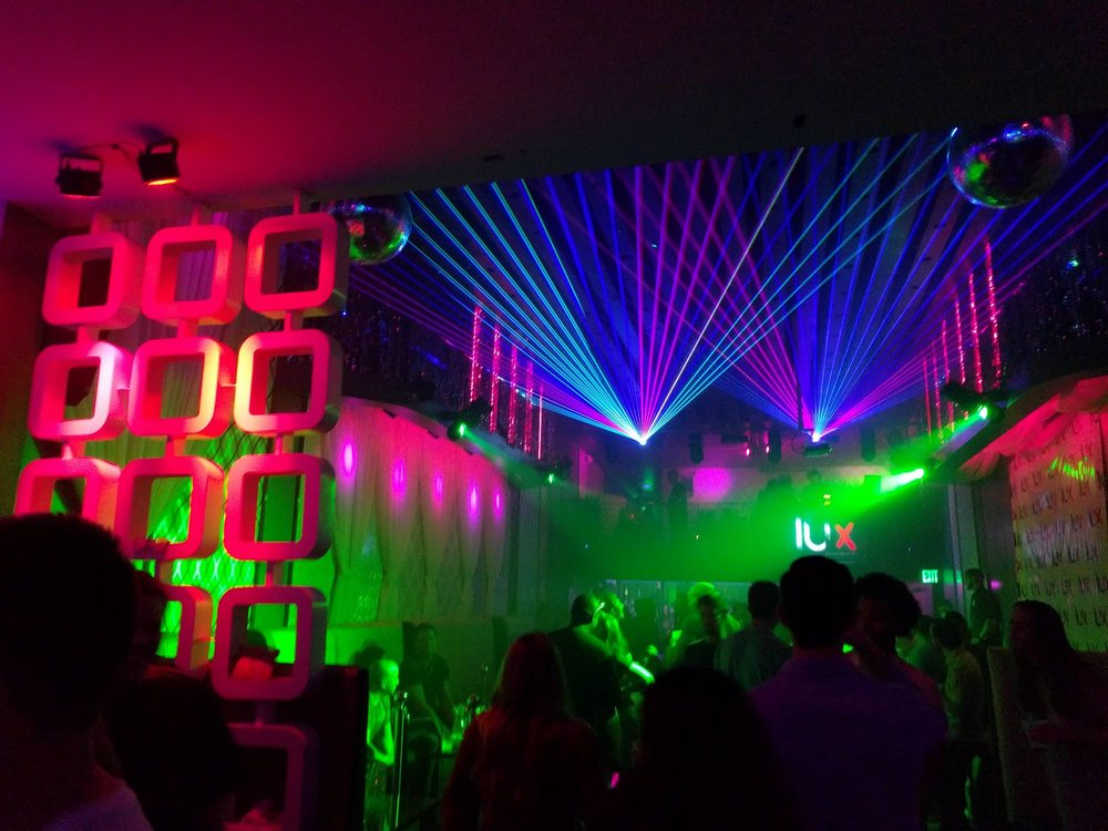 Photo of Lux - Saint Petersburg, FL, United States. Lux night club, dance club, downtown St. Pete
