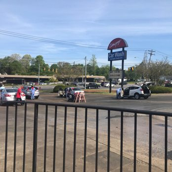 Photo of Canopy Car Wash - Greenville SC United States. Car wash & Canopy Car Wash - 37 Photos u0026 35 Reviews - Car Wash - 2312 Wade ...