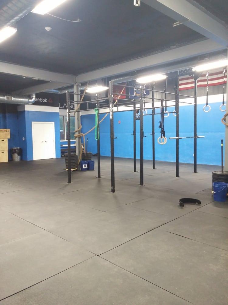 Power Pack CrossFit: 26 W Highland Ave, Atlantic Highlands, NJ