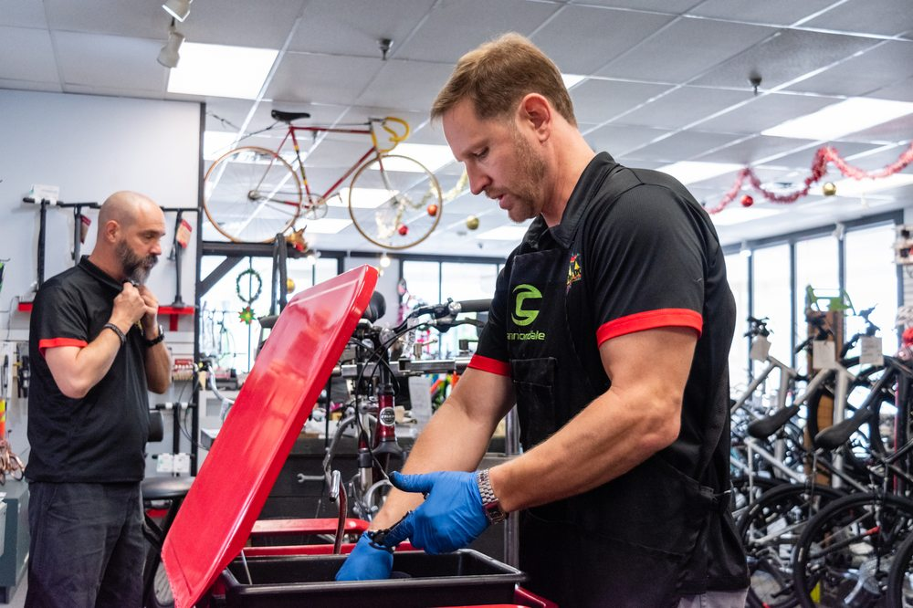 Acme Bicycle Shop: 615 Cross St, Punta Gorda, FL