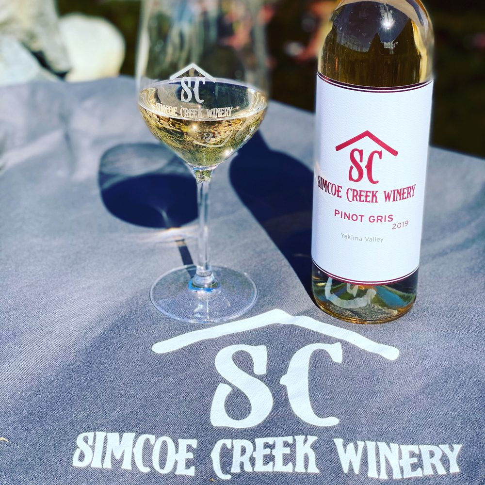 Simcoe Creek Winery: 2141 Roza Dr, Zillah, WA
