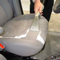 Automotive Carpet Amp Upholstery Extraction Car Wash