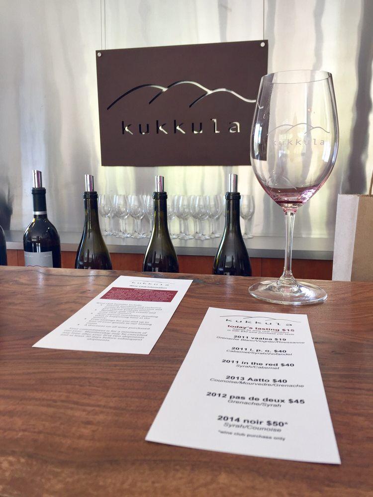 Kukkula Winery
