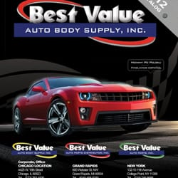 Best Value Auto >> Best Value Auto Body Supply Auto Parts Supplies 4425 W 16th St
