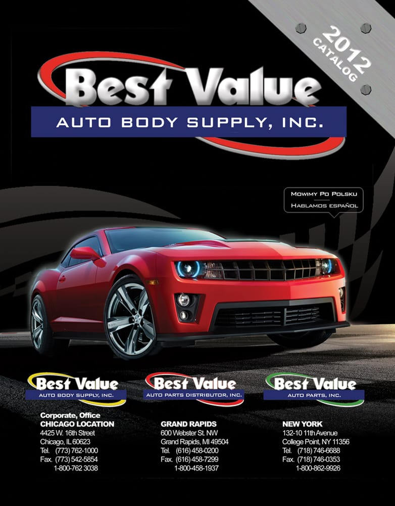 Best Value Auto >> Best Value Auto Body Supply Auto Parts Supplies 4425 W 16th St