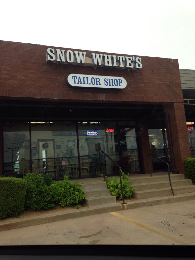 Snow White's Tailor Shop