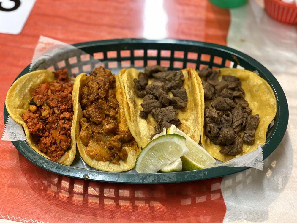 Tacos El Carnal: 2601 W Flagler St, Miami, FL