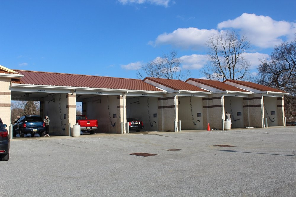RG Car Wash: 140 N Caln Rd, Coatesville, PA