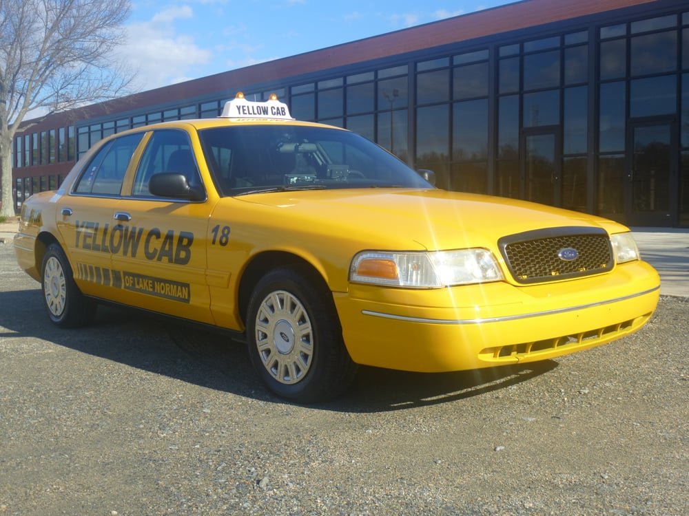 Yellow Cab of Lake Norman: Mooresville, NC