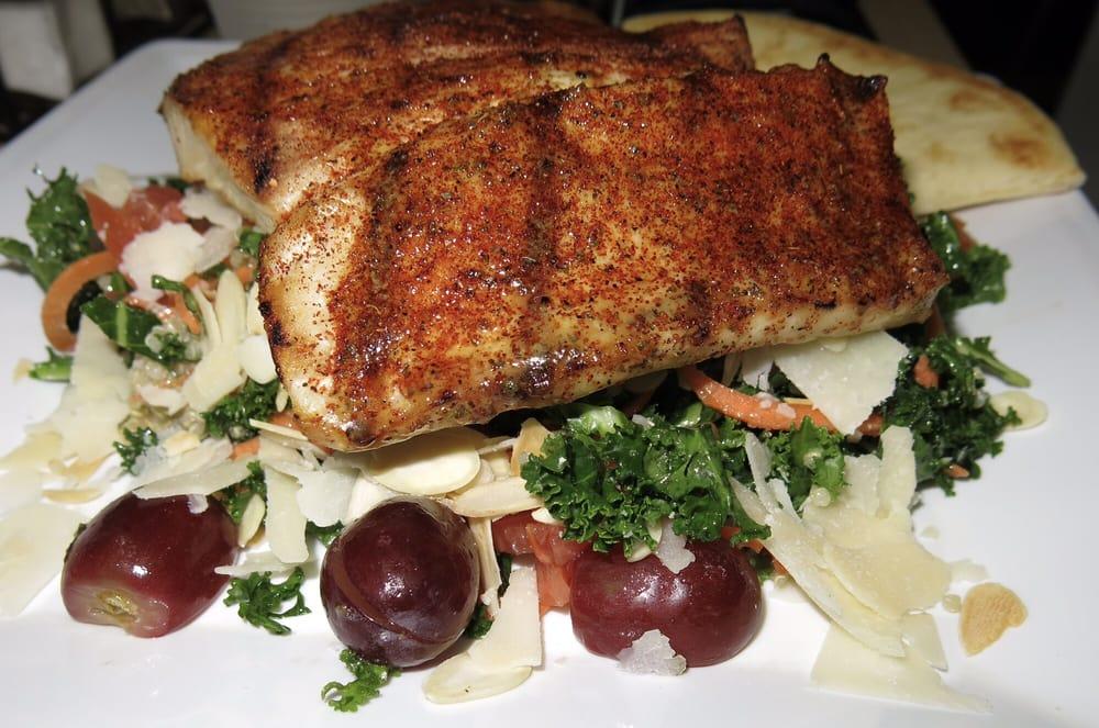 Cajun kale salad mahi mahi yelp for Malibu fish grill