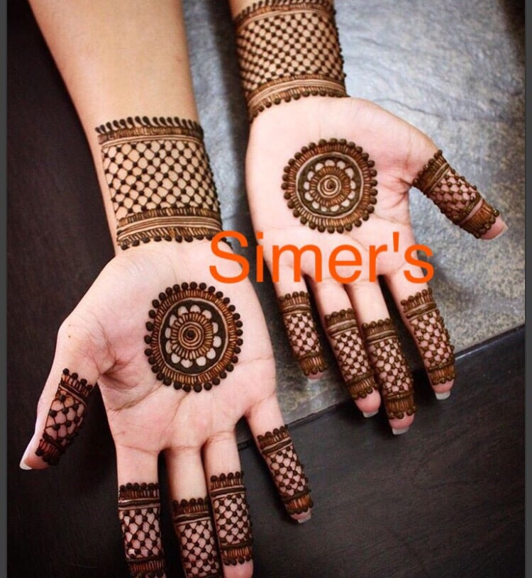 Henna Tattoo Visalia Ca : Simer s threading and henna tattoos photos