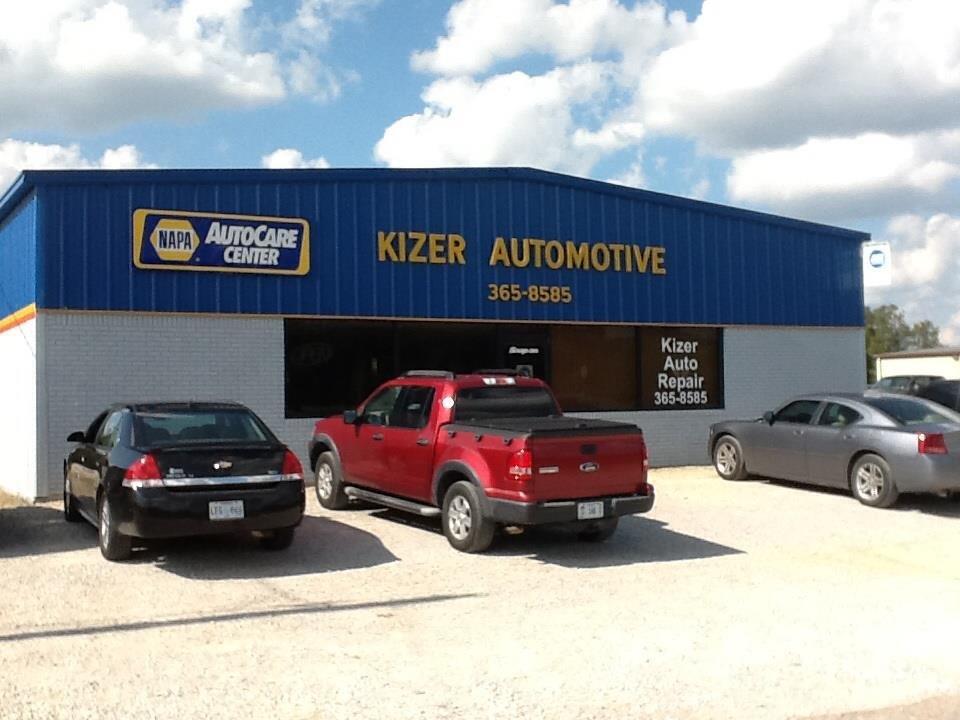 Kizer Automotive: 1199 N Frontage Rd, Baldwyn, MS
