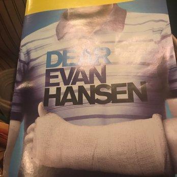 5d1d5f6d86f Dear Evan Hansen - 83 Photos   76 Reviews - Performing Arts - 239 W ...
