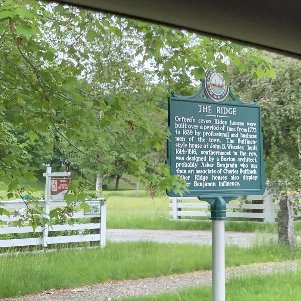 Orford Village District: 32 Archertown Rd, Orford, NH
