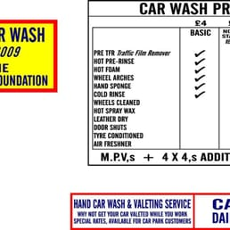Norwest Car Wash Preston