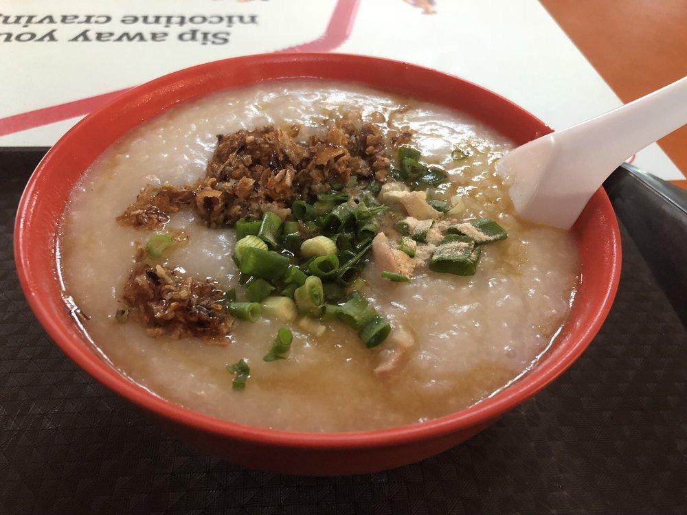 Zhen Zhen Porridge Singapore