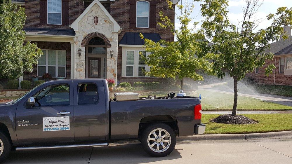 Aquafirst Sprinkler Repair: 99 Cheek Sparger Rd, Colleyville, TX