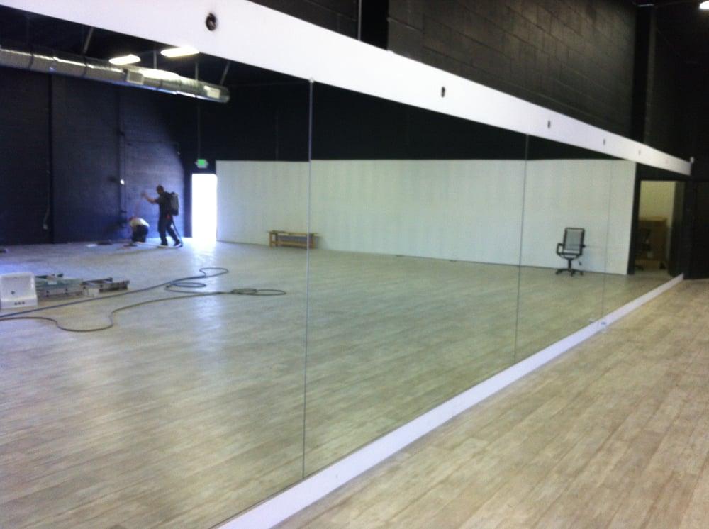 dance studio full wall mirror yelp