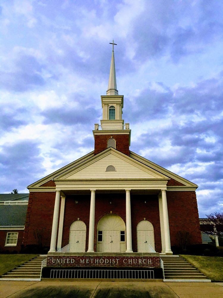 Tahlequah First United Methodist Church: 300 W Delaware St, Tahlequah, OK