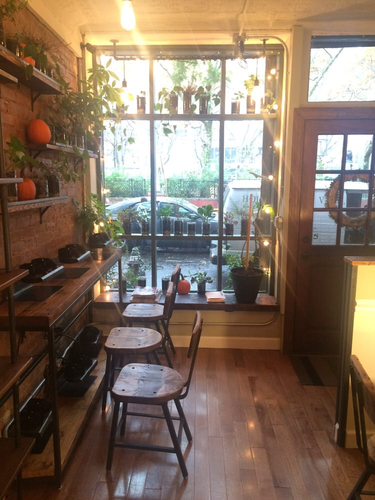 Photo of Hortus Nailworks - New York, NY, United States. Entrance to salon