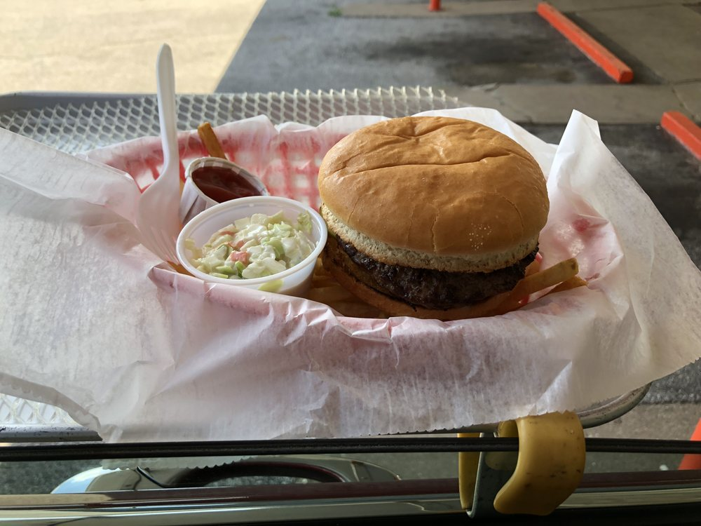 Mikey's Drive In: 9096 Red Arrow, Bridgman, MI