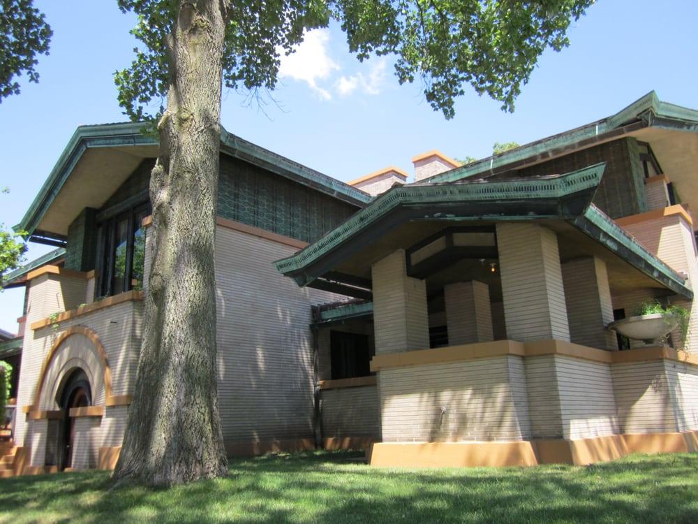 Dana-Thomas House: 301 E Lawrence Ave, Springfield, IL
