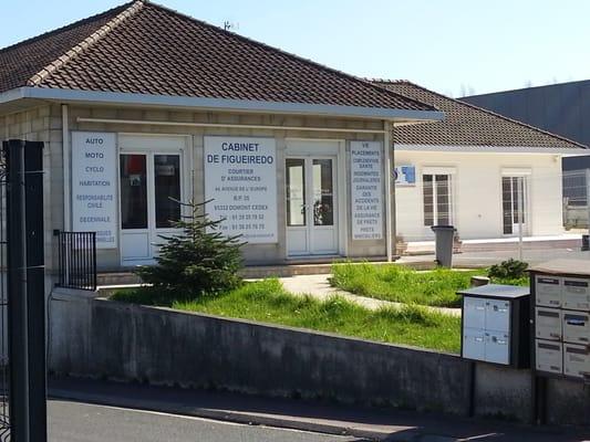 Cabinet de figueiredo 44 avenue europe domont val d for Domont val d oise