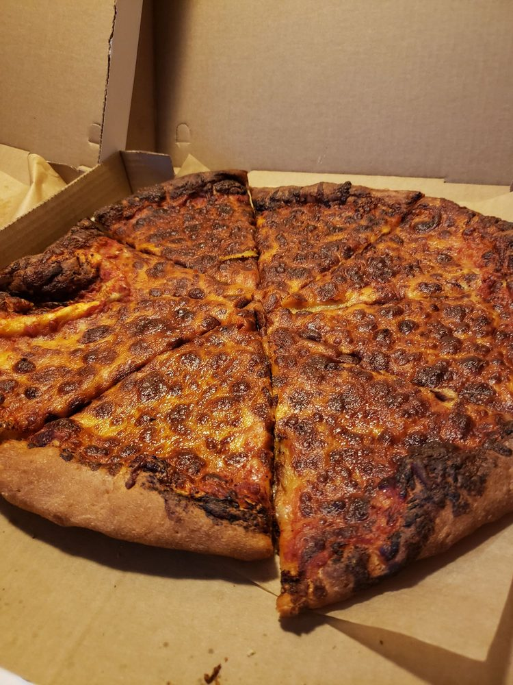 Anthony's Pizza: 200 Alter Rd, Natrona Heights, PA
