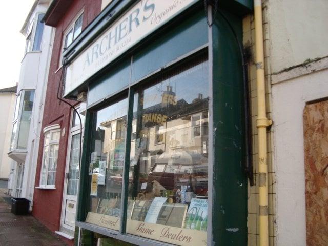Archer's Butchers: 128 Islingword Road, Brighton, BNH