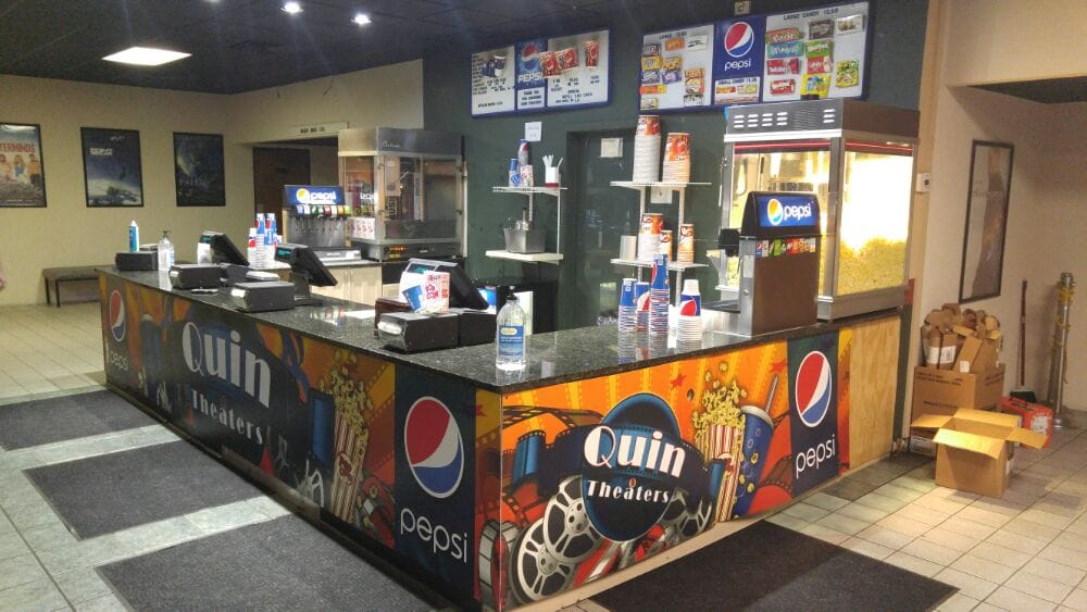 Social Spots from Quin Theaters