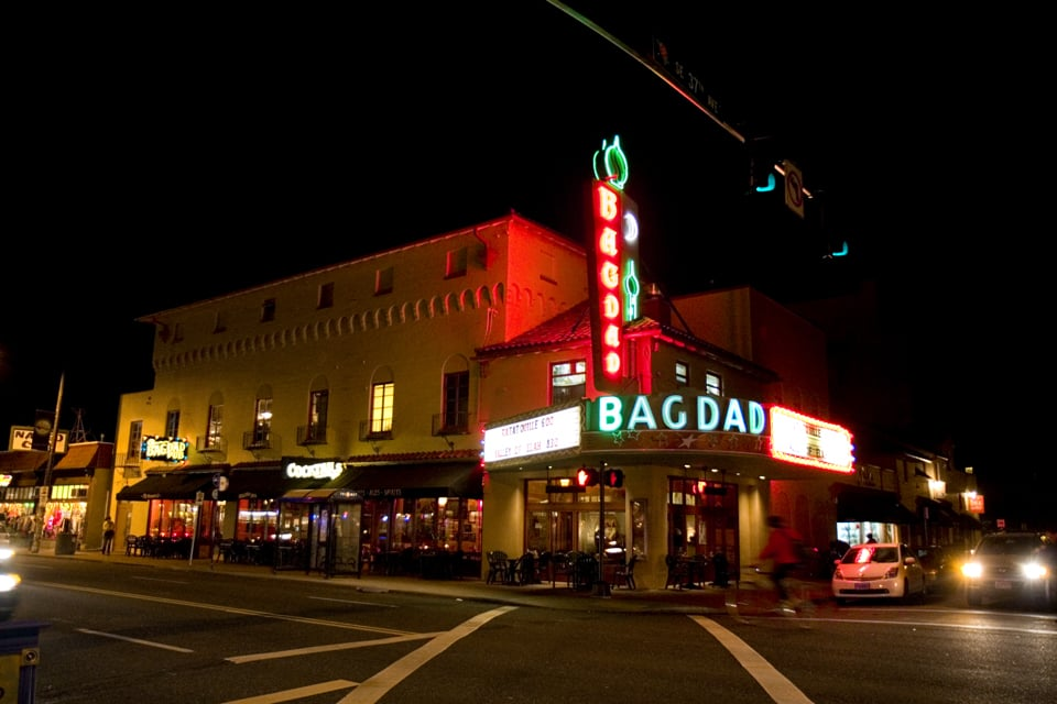 McMenamins Bagdad Theater & Pub