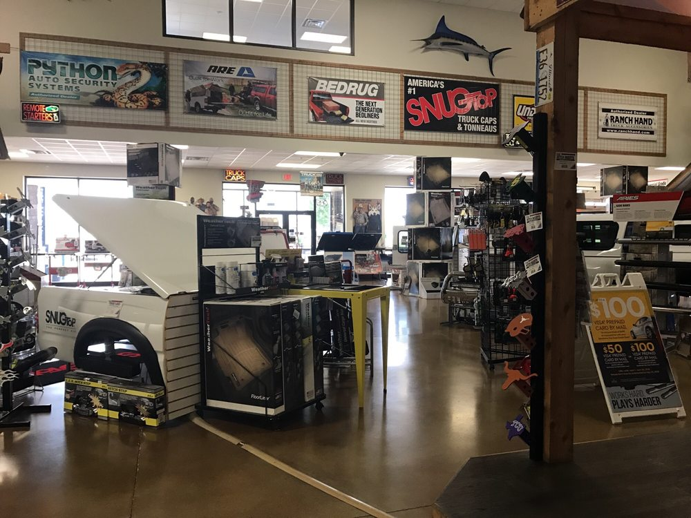 DFW Camper Corral - The Truck Accessory Store