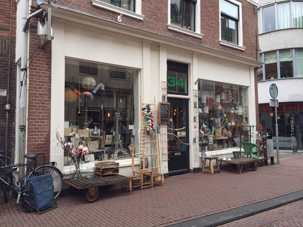 Sjakies Wohnaccessoires Breestraat 34 Haarlem Noord