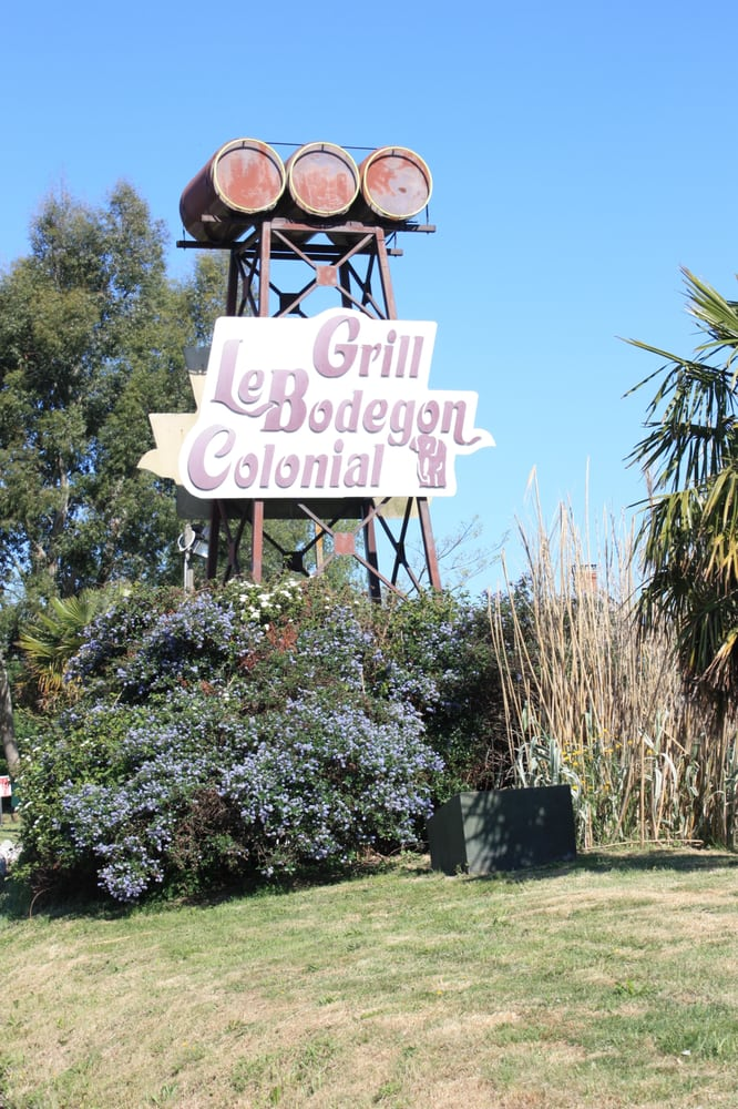 Le Bodegon Colonial