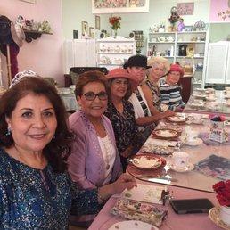Photos For Enchanted Rose Tea Parlour Yelp
