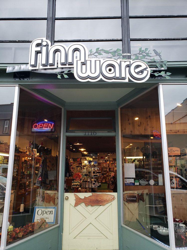 Finn Ware of Oregon: 1116 Commercial St, Astoria, OR