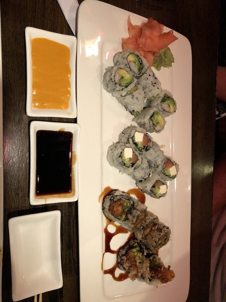 Miyako Sushi and Hibachi: 2801 Washington Rd, Augusta, GA