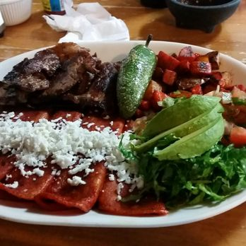 Mexican Food In Oakhurst