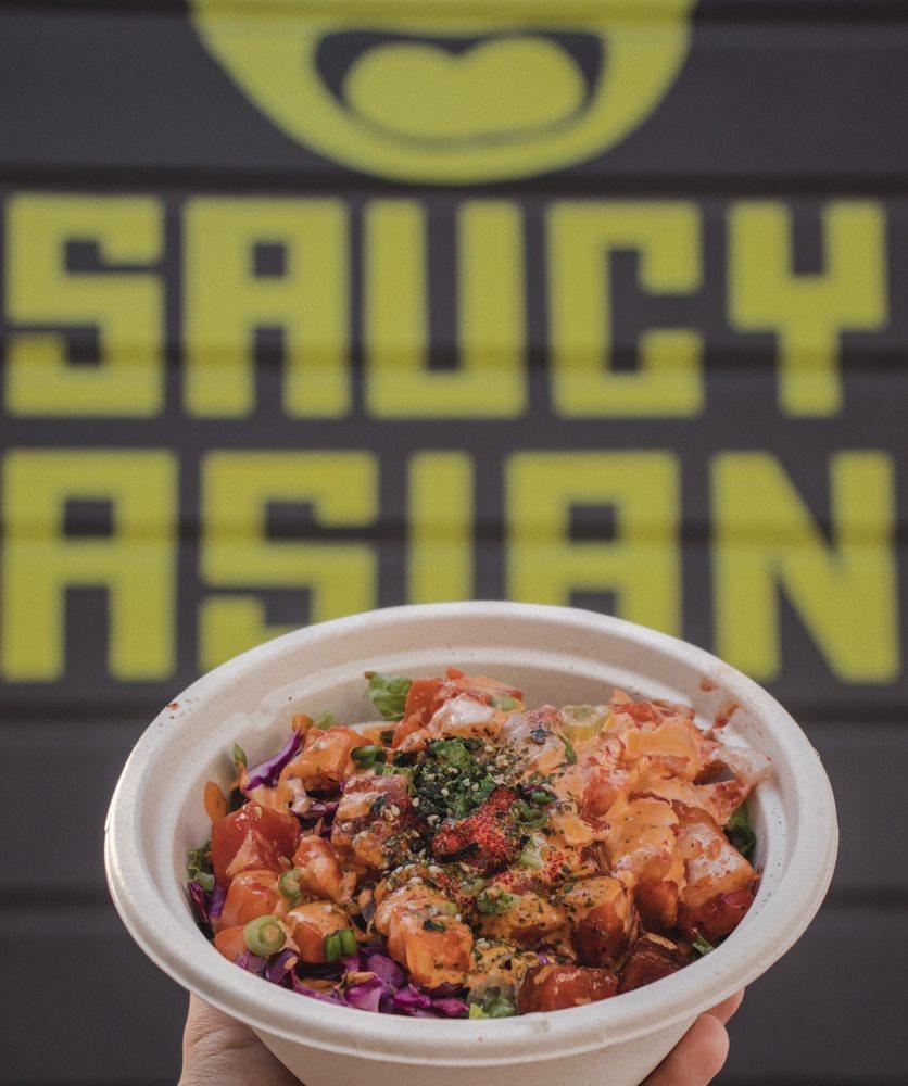 Saucy Asian: 3801 17th St, San Francisco, CA